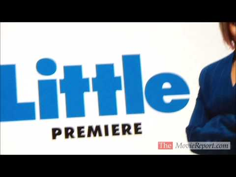 LITTLE Premiere Introduction By Marsai Martin, Tina Gordon, Will Packer - April 8, 2019