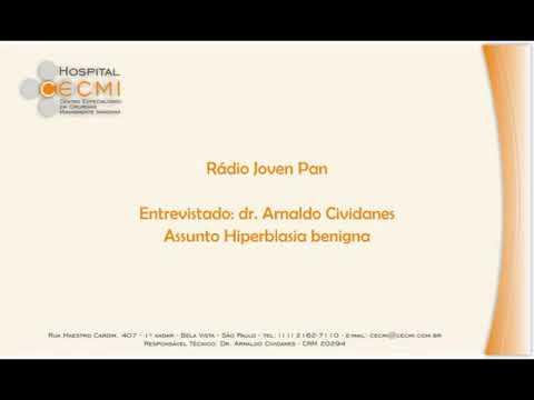 Rádio Joven Pan   Hiperplasia Benigna   300112