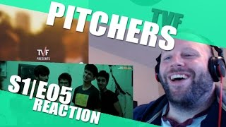 TVF Pitchers S01E05 Finale Reaction - Mandal FTW!!