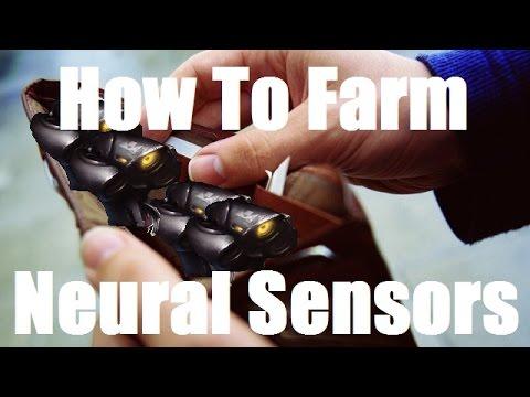 Warframe: How to get neural sensors - YouTube