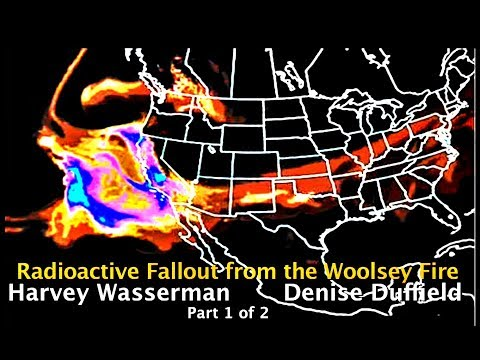 Radioactive Fallout from the Woolsey Fire - Pt. 1