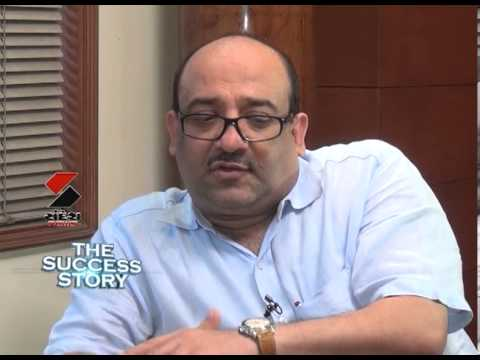 Sandesh News- The Success Story with Mr.Girish Luthra (Chairman, Luthra Industries) Part 2
