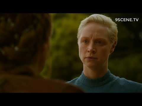 """Cersei Lannister """"The QUEEN is telling you the leftovers will feed the dogs... or you will."""""""