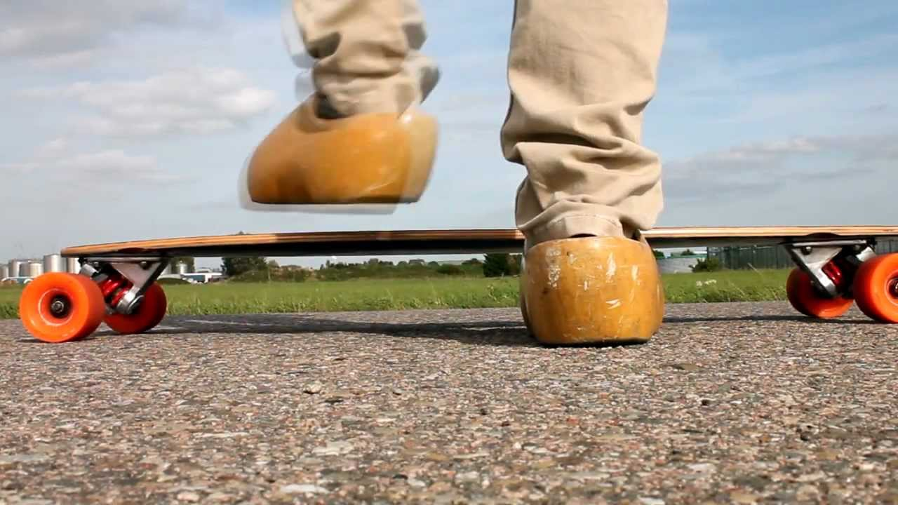 longboarding wooden shoes holland longboarduk contest entry