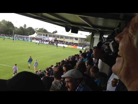 Auckland City FC beat Wellington Phoenix Post Match
