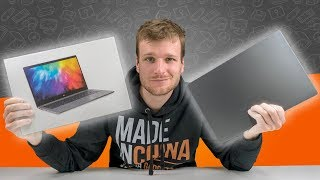 "Xiaomi Mi Notebook Air 2018: 13,3"" Laptop mit Intel Core i5-8250U  💻 // Unboxing 