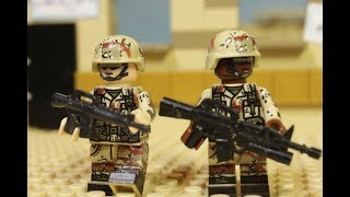 LEGO MODERN WARFARE FILM - part 1 (Long road home)