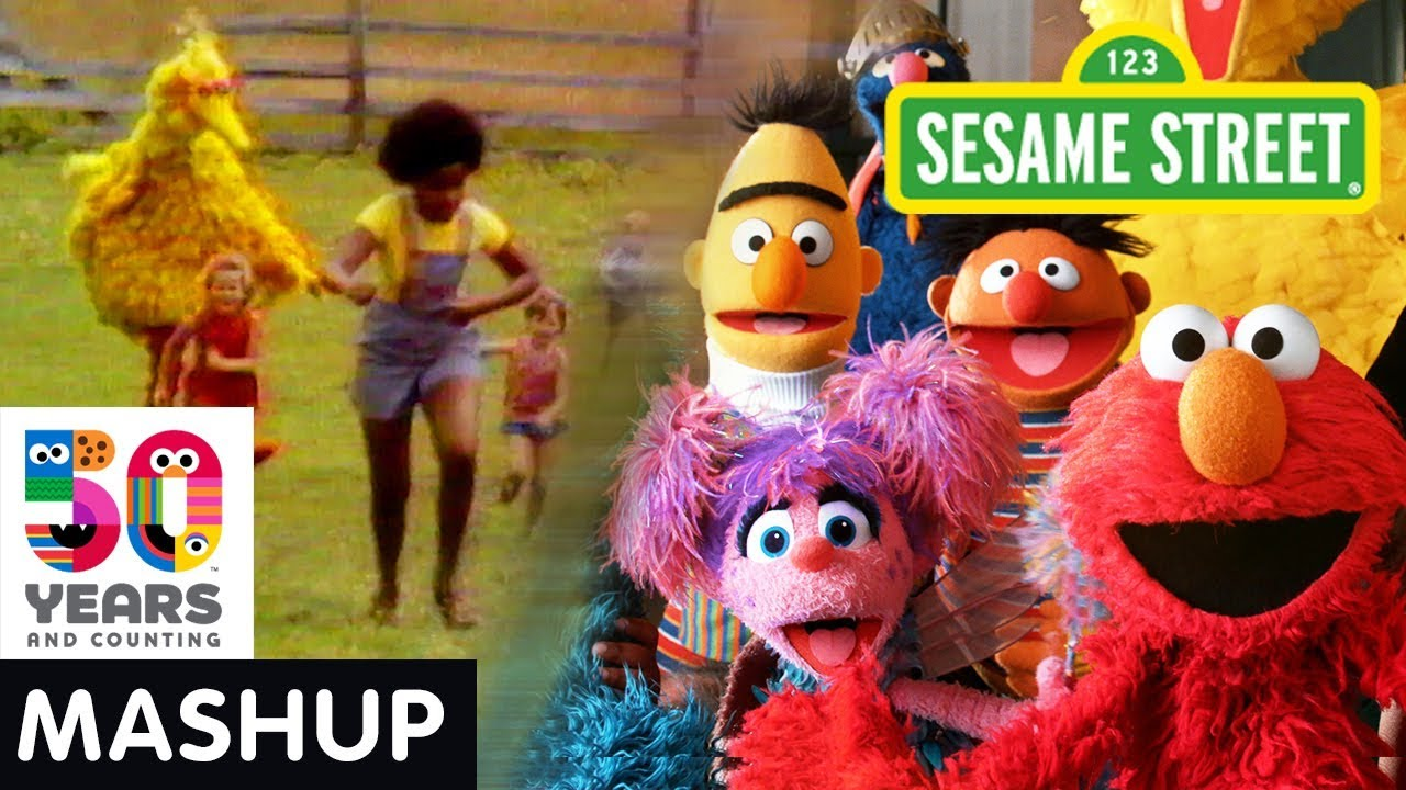 Sesame Street Is Turning 50, And You're Invited To A