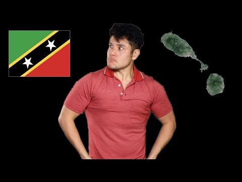 Geography Now! St. Kitts and Nevis