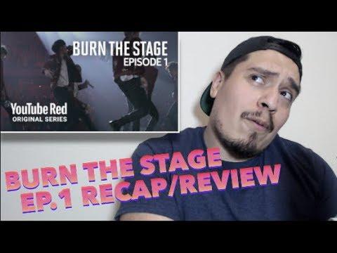 BTS Burn The Stage EP. 1 RECAP/REVIEW | JoseOchoaTV