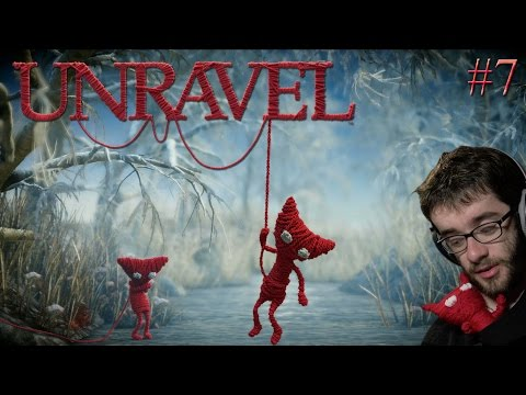 THIS GAME IS AFTER MY SANITY - UNRAVEL #7