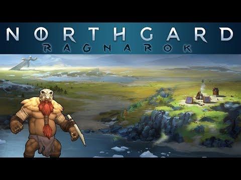 Northgard Ragnarok #01 | Geister - Vulkane & Golems | Closed Beta Gameplay German Deutsch