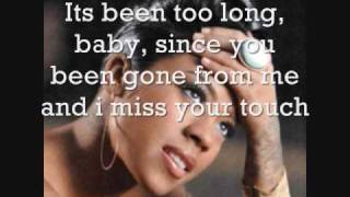 Keyshia Cole Losing You with LYRICS!