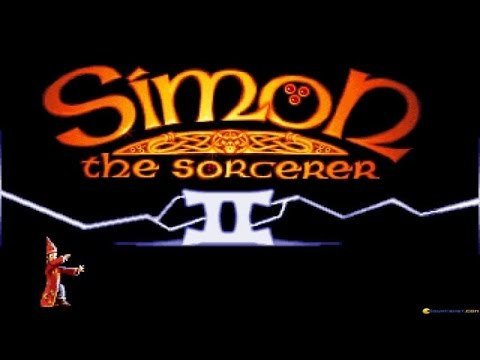 Simon the Sorcerer 2 gameplay (PC Game, 1995)