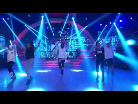 Stan Walker - Start Again (feat. Samantha Jade) (Live at Dancing With The Stars New Zealand)