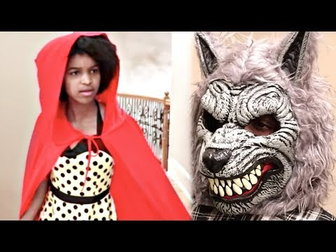 Thumbnail: SHASHA LITTLE RED RIDING HOOD - Shiloh and Shasha - Onyx Kids