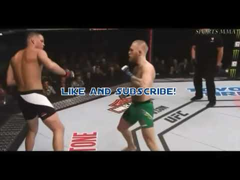 (Neva Eva) Conner McGregor vs Nate Diaz 2 highlights