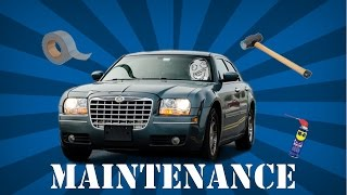 Chrysler 300: Maintenance From 121k - 152k Miles