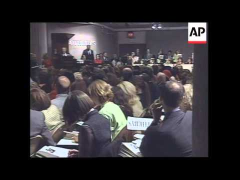 USA: FRENZIED BIDDING FOR ITEMS OF JAQUELINE KENNEDY ONASSIS ESTATE