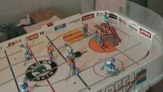 Table Hockey Skills