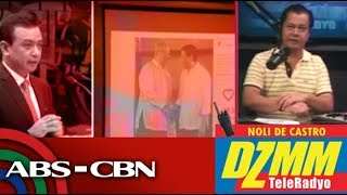 DZMM TeleRadyo: Source sold bogus account info to Palace for P10-M: Trillanes