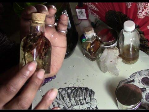 How To Make Jezebel Oil