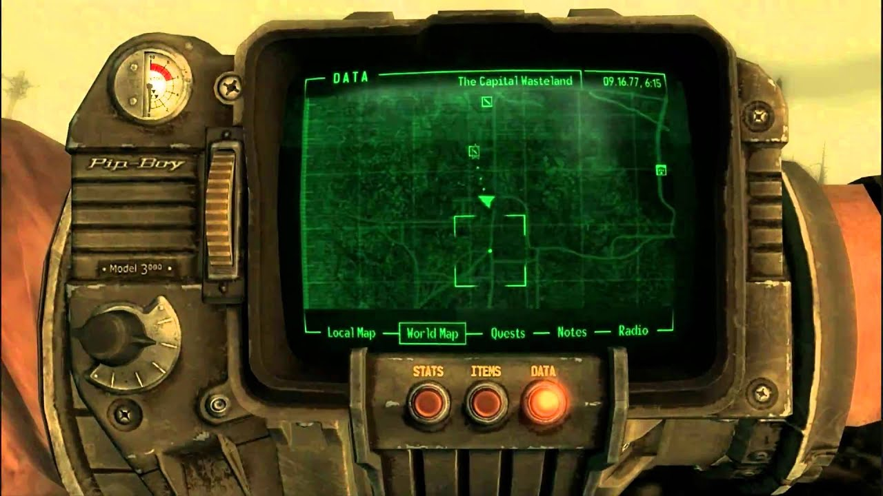 fallout 3 die familie