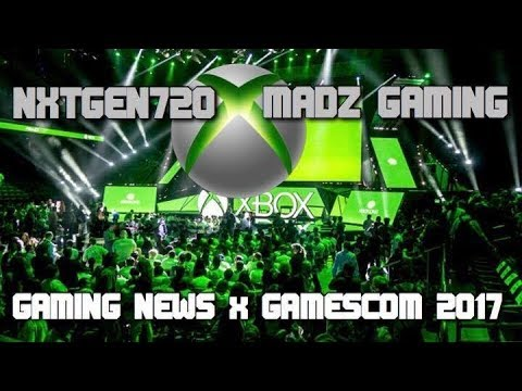 JOIN ME & MADZ GAMING AS WE TACKLE THE LATEST XBOX NEWS | GAMESCOM PREDICTIONS + MORE