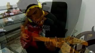 A Tempting Offer (Dream Theater) Guitar cover por Crispim