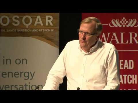 Visualizing Canadian Energy Systems | David Layzell | Walrus Talks
