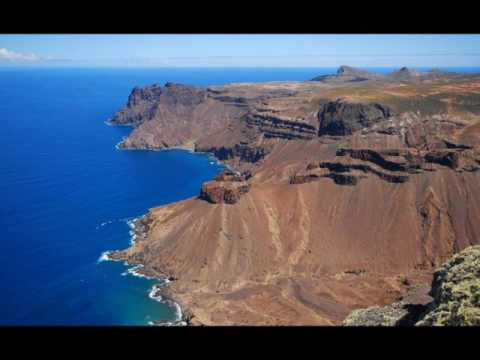 Saint Helena is a volcanic tropical island in the South Atlantic Ocean,