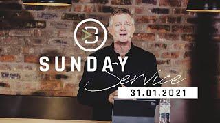 31 January 2021 || Sunday Live Stream