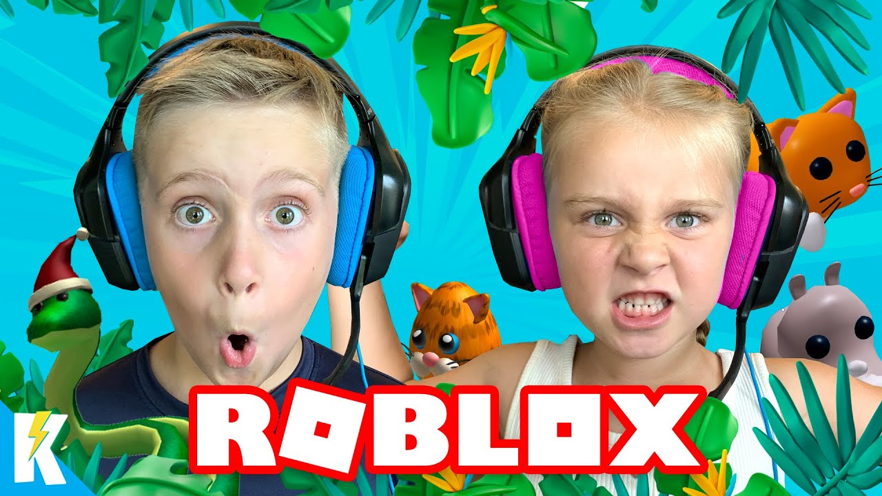 Roblox Takeover!!! KidCity Gaming Takeover Part 1 | KIDCITY