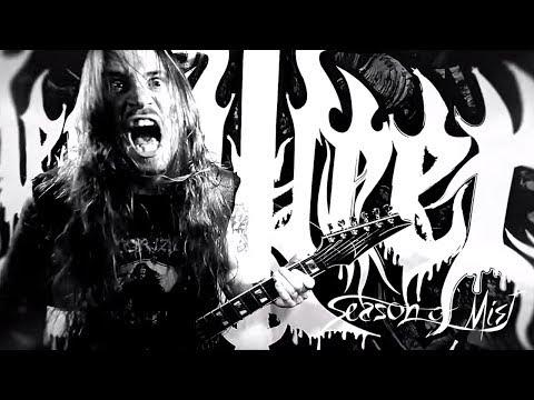 Necrowretch - Tredeciman Blackfire (official music video)