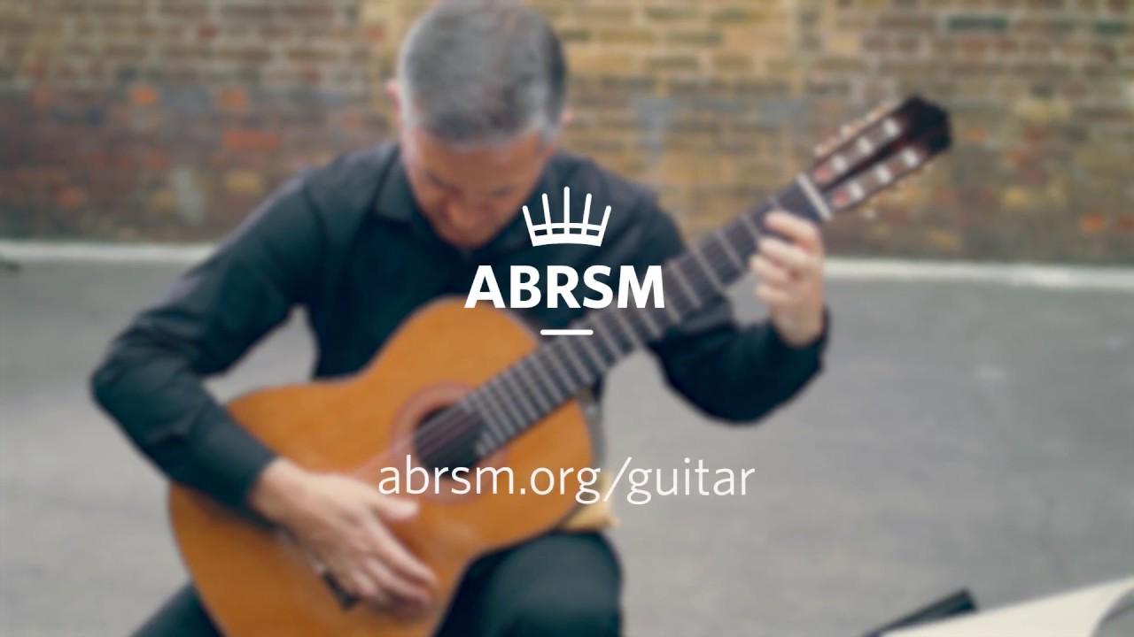Jasmine Flower Trad Chinese Grade 1 Guitar Gary Ryan Youtube
