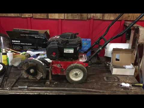 Black Amp Decker Le750 Trencher Trenching To Install Bu