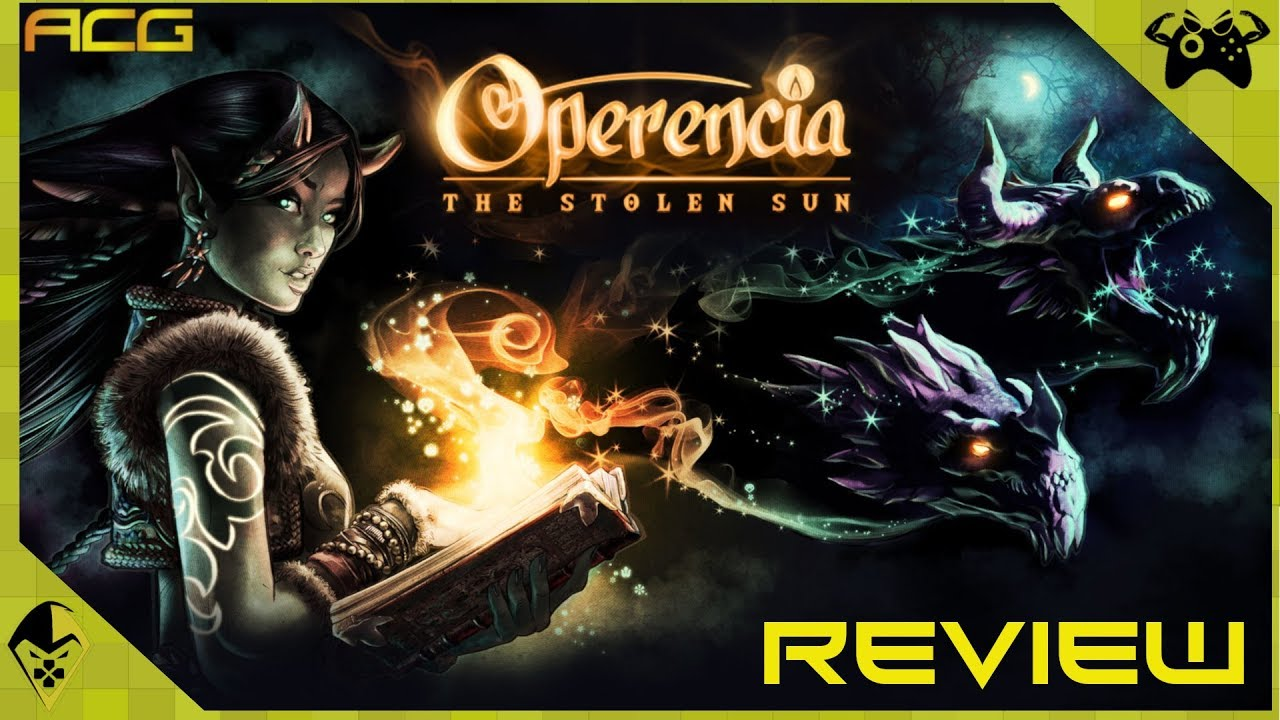 Operencia: The Stolen Sun Review
