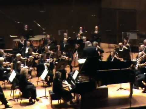 Erwin Schulhoff : Piano concerto no. 1 op. 11, mvt.1  Michal Tal- Piano, Israel Yinon-conductor