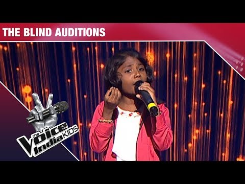 Arya Nanda Performs On Raina Beeti Jaye | The Voice India Kids | Episode 2