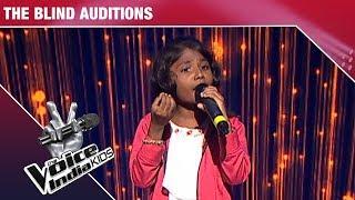 Arya Nanda Performs On Raina Beeti Jaye | The Voice India Kids | Episode 2