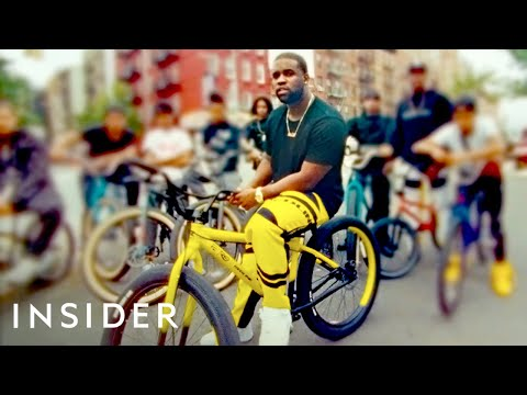 How To Ride A Bike With A$AP Ferg