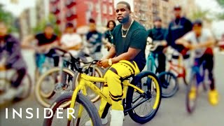 How To Ride A Bike Ft. A$AP Ferg