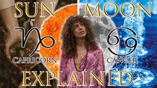 ☉ Sun in Capricorn ☽ Moon in Cancer
