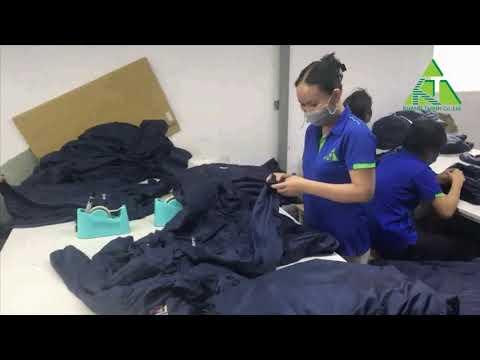 Xưởng May áo Khoác đồng Phục Giá Rẻ - Đồng Phục Khang Thịnh