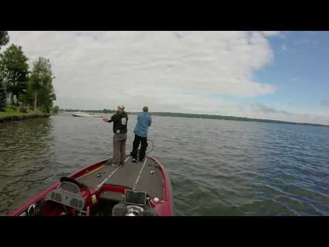 Monster Bowfin Lake Couchiching -July 15 2017