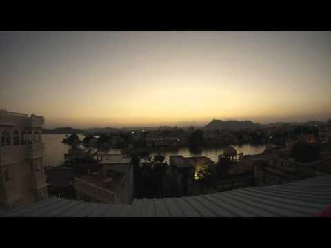 UDAIPUR TIMELAPSE (GO PRO VIDEO)