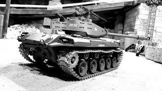 Rc Tanks, Танки На Радиоуправлении