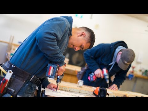 New Zealand Certificate In Carpentry (Level 4) | Otago Polytechnic