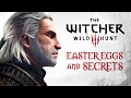 The Witcher 3 Easter Eggs and Secrets