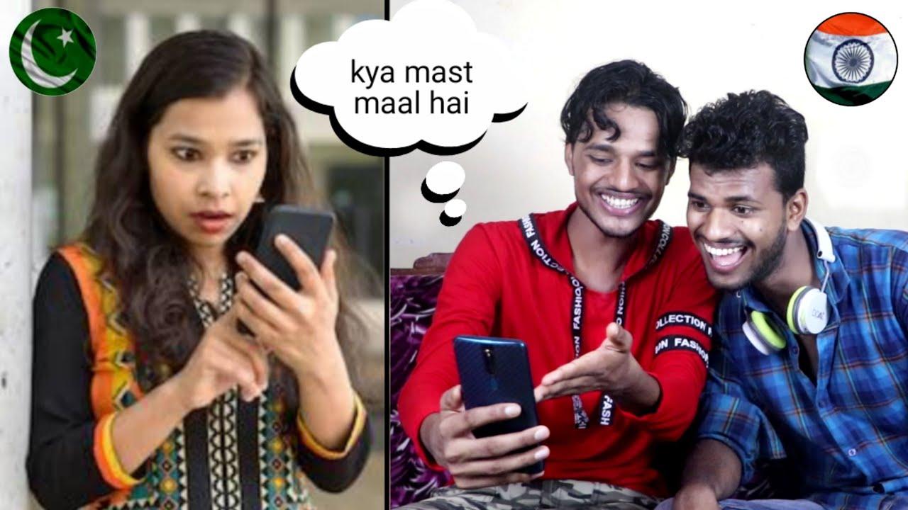 Pakistani hot girl video calling _पाकिस्तानी लड़की से प्यार || Mental Fakir || MF